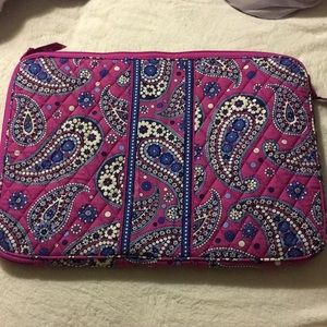 NWOT Vera Bradley laptop holder